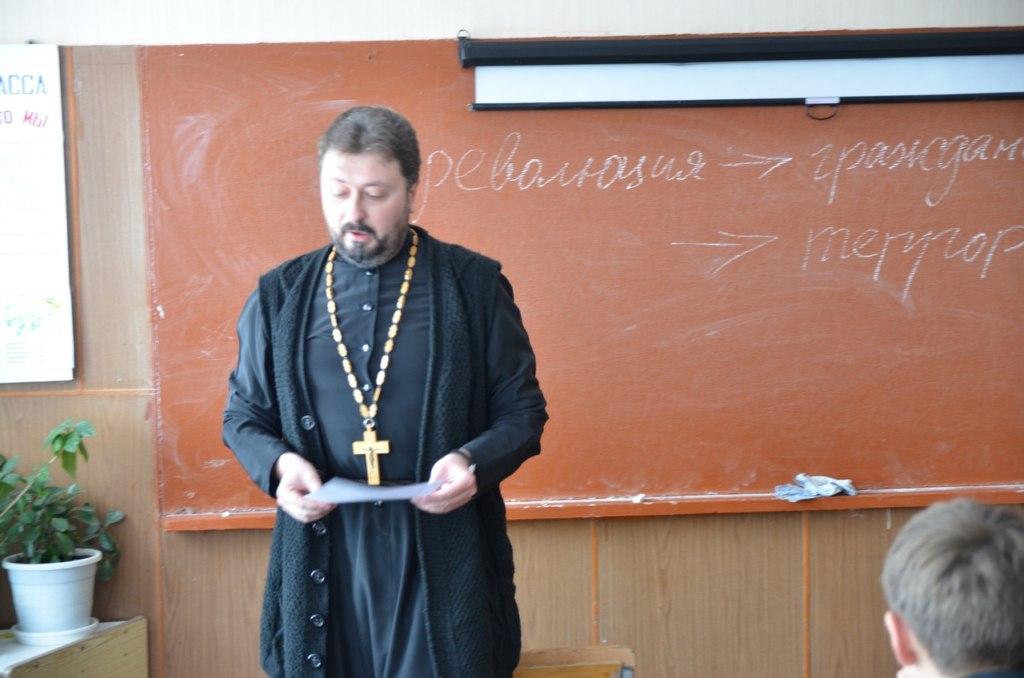 Школьники Зеленчукского района попытались разобраться почему революции происходят в современном Мире