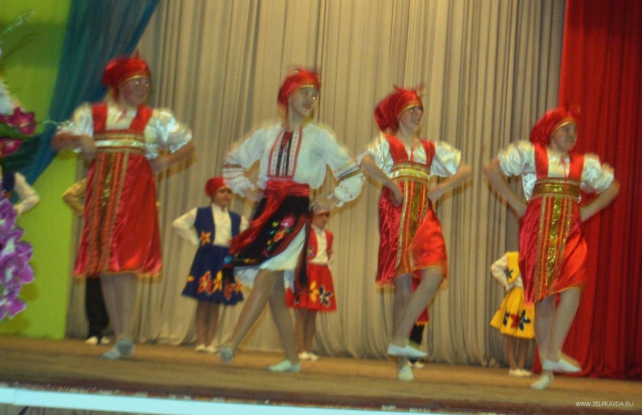 В Зеленчукском районе состоялся конкурс «Танцевальная карусель»