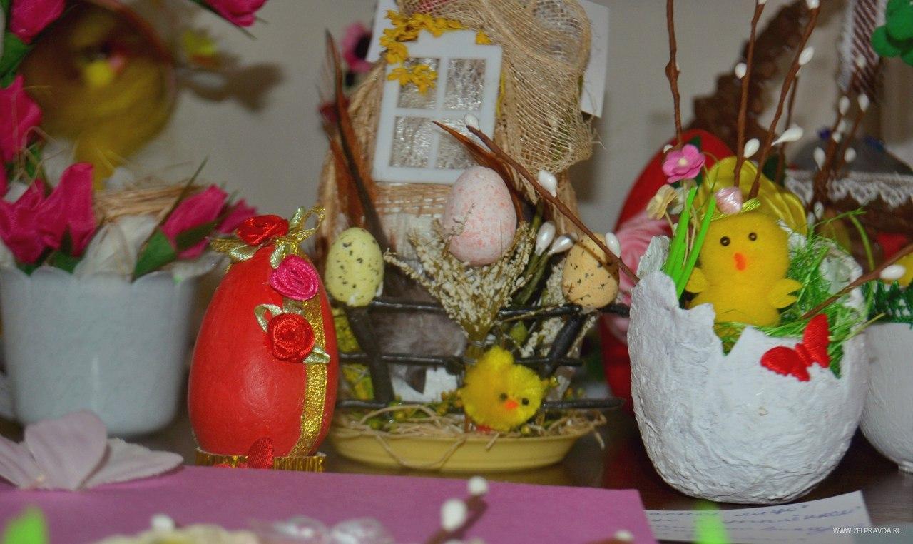 В Зеленчукском районе состоялся конкурс декоративно-прикладного и изобразительного творчества