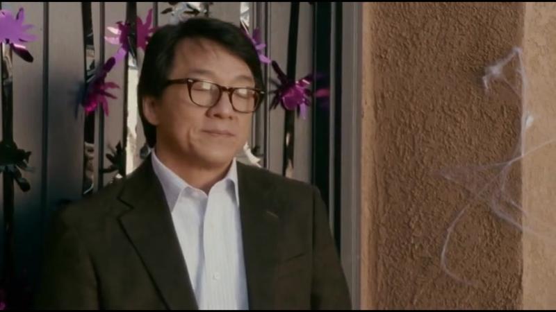 Шпион по соседству (2010) Джеки Чан, Эмбер Валлетта, Мадлен Кэрролл,Боевик, коме