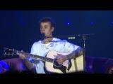 Justin Bieber - Cold Water - live Birmingham 2016