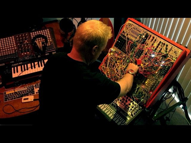 Modular Synth Live Performance (multi-song) Eternal by POB