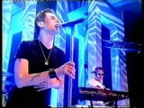 Depeche Mode - I Feel Loved (TOTP 2001)