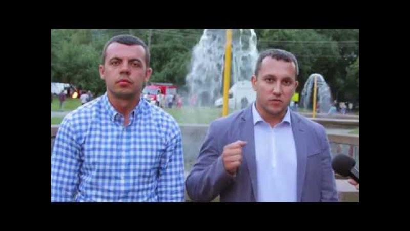 Дмитрий Блауш: «Мы просто не переживем эту зиму». Видео