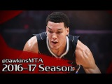 Aaron Gordon Full Highlights 2017.01.11 at Clippers - 28 Pts, EXPLOSiVE!