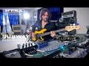 MESA Boogie Subway Bass DI Preamp Flux Five Overdrive P Bass Rock Playthrough