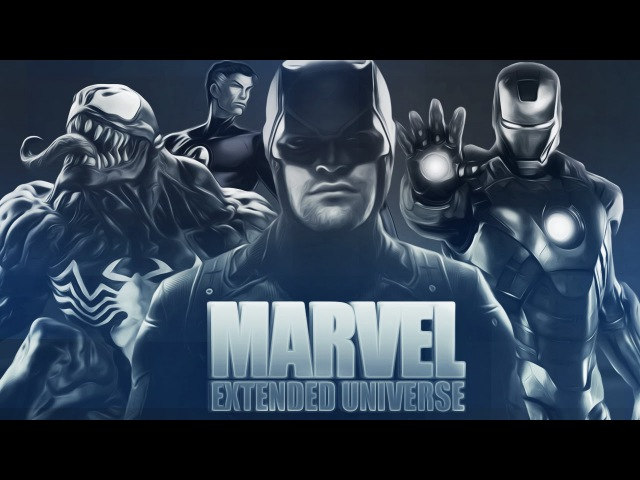 Marvel Extended Universe - Что это такое? 4 фаза MCU?
