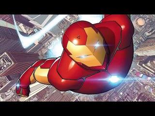 «Марвел» представили нового Железного Человека