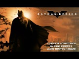 Batman Begins Complete Soundtrack OST by Hans Zimmer &amp James Newton Howard