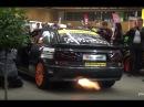 Audi S2 Anti Lag Revs BACKFIRE
