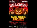 Mad Noise Project - HALLOWEEN 2016 (Dubstep vision mixed)