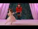 Dance of the Sugar Plum Fairy from The Nutcracker ballet - Christmas stop motion animation