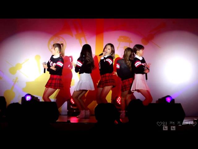 20141204-트랜디(TREN-D) KB 송년의 밤 08. Run To You