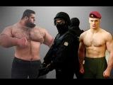Боец Спецназа вырубил Мощного Иранца и стал Чемпионом