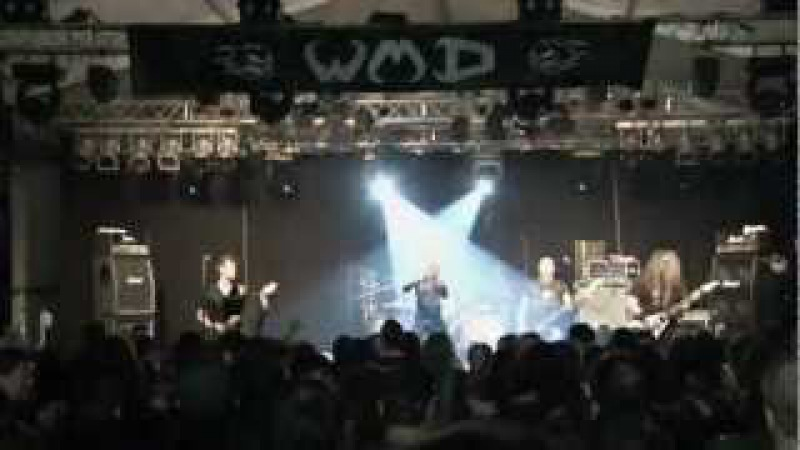 Holy Moses - Decapitated Mind - Live at Walpurgis Metal Days 2012