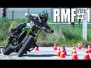 Motorbike drifting action - Jorian Ponomareff