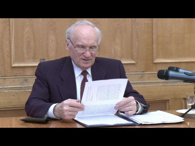 024.О крещении (V курс МДС, 2010.04.12) - Осипов А.И.