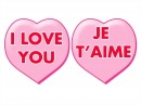 I Love You, Je T'aime - Learn to Say I Love You in 14 Languages, Kindergarten Kids Song