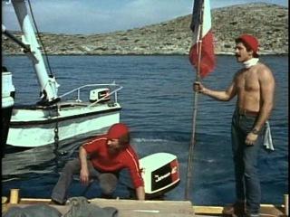 Подводная Одиссея Кусто - В поисках Атлантиды Часть I 1978