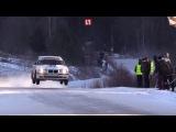 Петербургские раллисты лидируют на этапе чемпионата России в Карелии