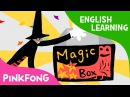 The Magic Box | English Learning Stories | PINKFONG Story Time for Children