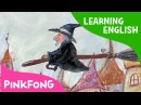 The Witch's Wall | English Learning Stories | PINKFONG Story Time for Children
