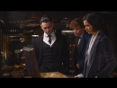 Go Behind the Scenes (Newt, Tina and Graves)
