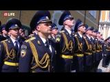 Президент России Владимир Путин вручил грамоту Президентскому полку СКМК ФСО России