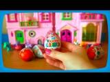 Киндер Сюрприз Май Литл Пони распаковка игрушек сюрпризов для девочек Kinder Surprise My Little Pony