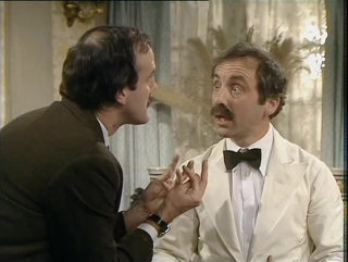 Fawlty Towers - Communication Problems (Рус)