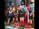 Мэтт Сомер - присед 370 кг
