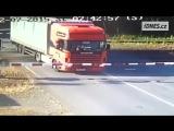 поезд против грузовика (автофаршмяс)
