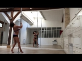 Doris Arnold - Pole dance advanced choreography