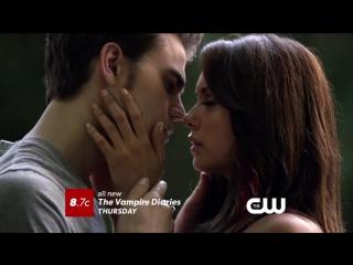 Дневники вампира/The Vampire Diaries (2009 - ...) ТВ-ролик №2 (сезон 5, эпизод 4)