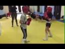 Сппаринг 04 02 2017 Виталик Андрей 1 раунд
