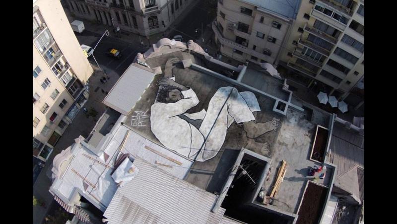 Крыши зданий кровати для гигантов/ ELLA AND PITR PAR TERRE