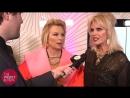 Absolutely Fabulous Melbourne premiere with Jennifer Saunders and Joanna Lumley