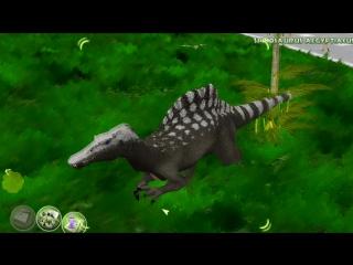 Jurassic Park: Operation Genesis обзор на Mesozoic Revolution №3 - Плотоядные