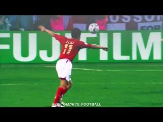 Гол Джо Коула в ворота сборной Швеции | PR | vk.com/nice_football
