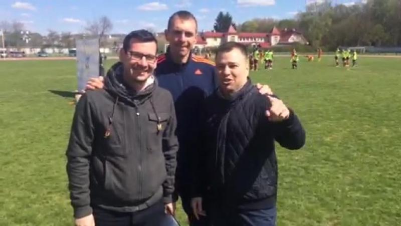 Віктор Гевко запрошує всіх на Чортківський Перевал 27 травня