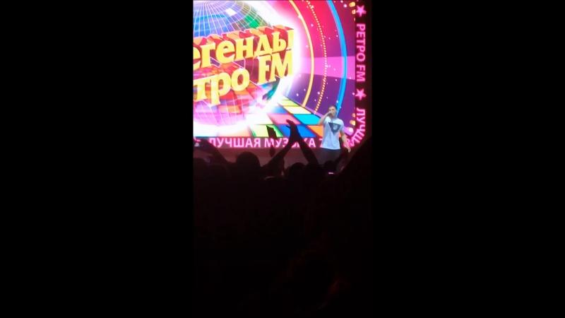 22.04.2017г Новосибирск Концерт Ретро ФМ Стадион Сибирь
