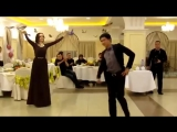 Красивая Лезгинка девушки учитесь (Ингуш и Чеченка 100% ) - Super Lezginka