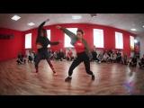 Dancehall (Настя Maggi и Катя Огонек)