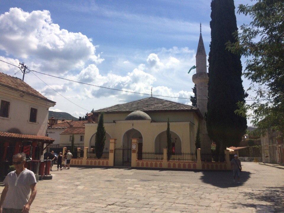Мечеть Османа Паши