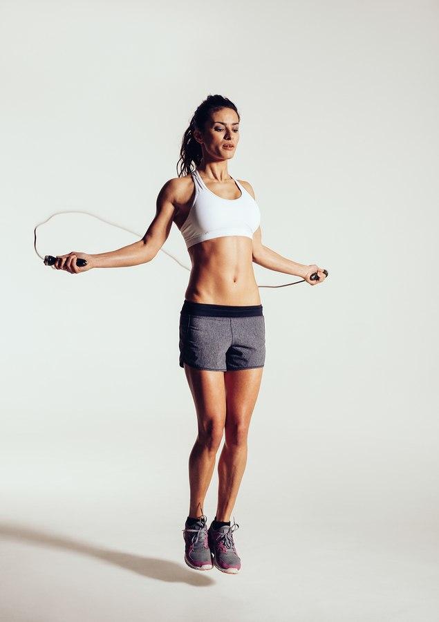 как похудеть со скакалкой