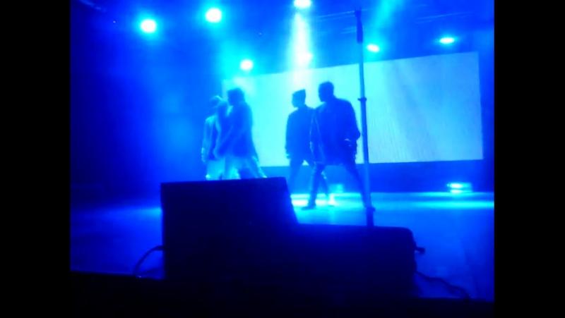 Quest Pistols Show в Краснодаре 13.02.16г (Пришелец, Мокрая)