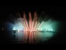 Цветные фонтаны в Гамбурге 2