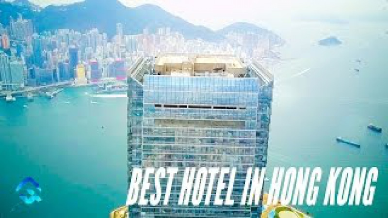 The Best Rated Hotel In Hong Kong Will Leave Your Head in The Clouds Literally