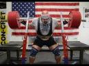 455kg Squat, Like Nothing! Insane Lifting by Blaine Sumner