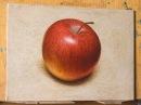 Как рисовать яблоко реалистично Фрукты How to Draw an apple realistic Fruit
